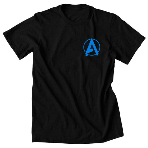 Apex Astral Short Sleeve - NBlu on Blk