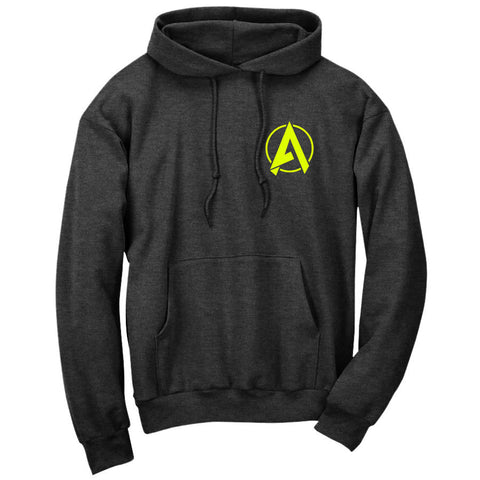 Apex Astral Hoodie - NYel on ChclHthr