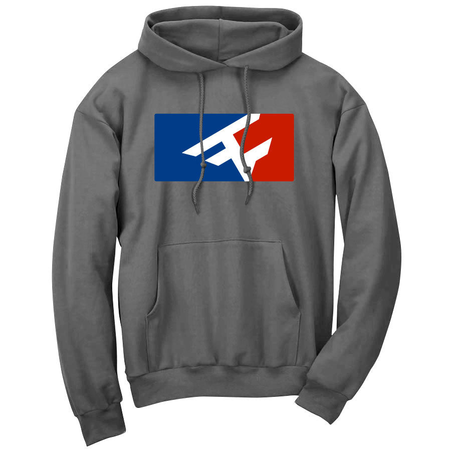 Competitive Hoodie - RWB on Chcl