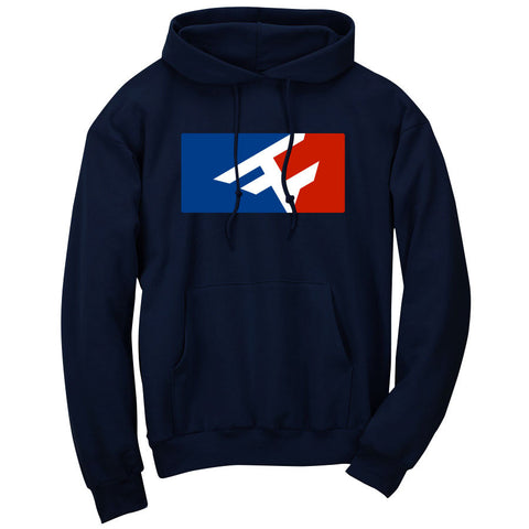 Competitive Hoodie - RWB on Nvy