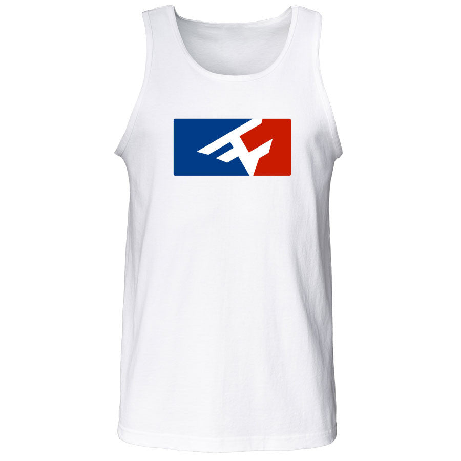 Competitive FX Tank Top - Wht