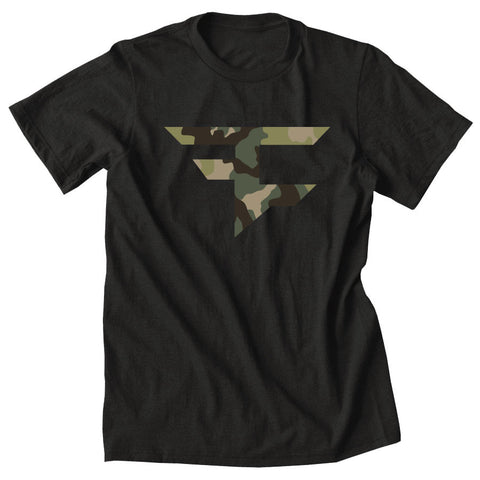 Iconic Tee - Camo on Smk