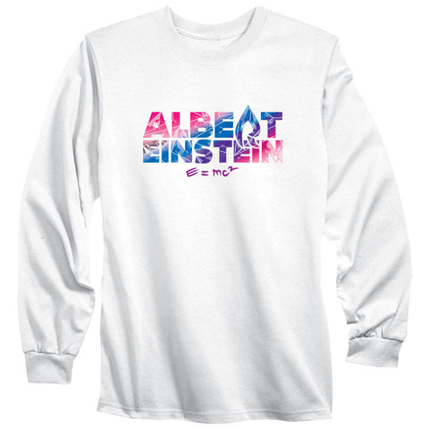 Rain Einstein Long Sleeve - Wht