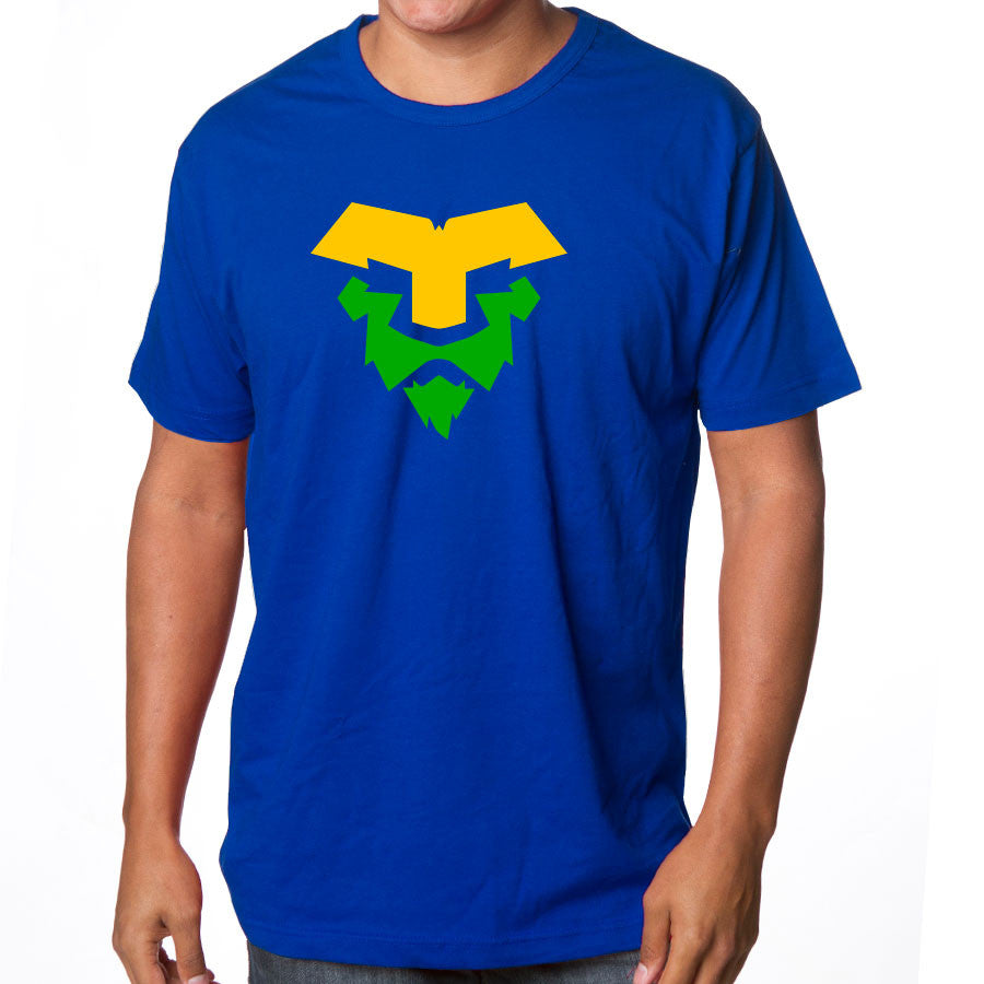 Temperrr Lion Short Sleeve - YelGrn on Ryl