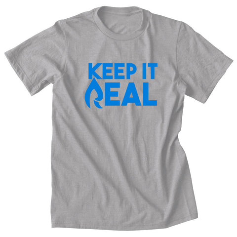 Rain Keep It Real Short Sleeve - NBlu on Slv
