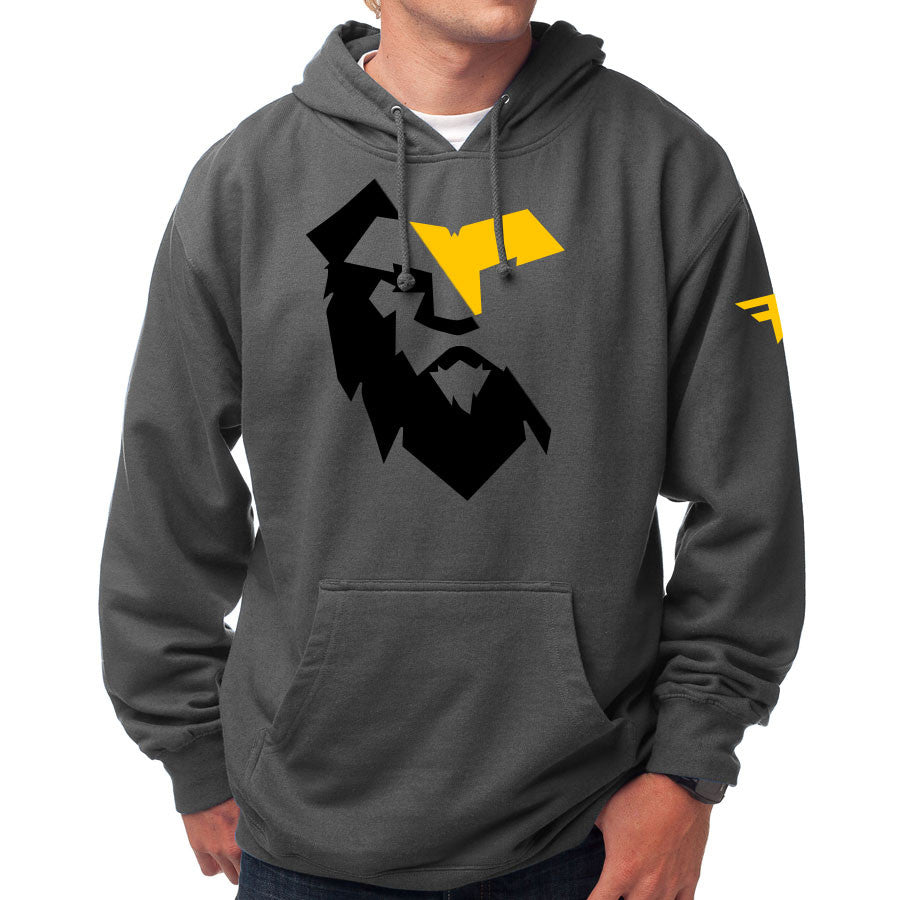 Temperrr Noble Hoodie - YelBlk on Chcl
