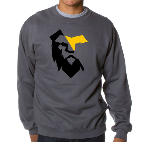 Temperrr Noble Crewneck - YelBlk on Chcl