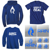 Rain Fan Pack - Royal