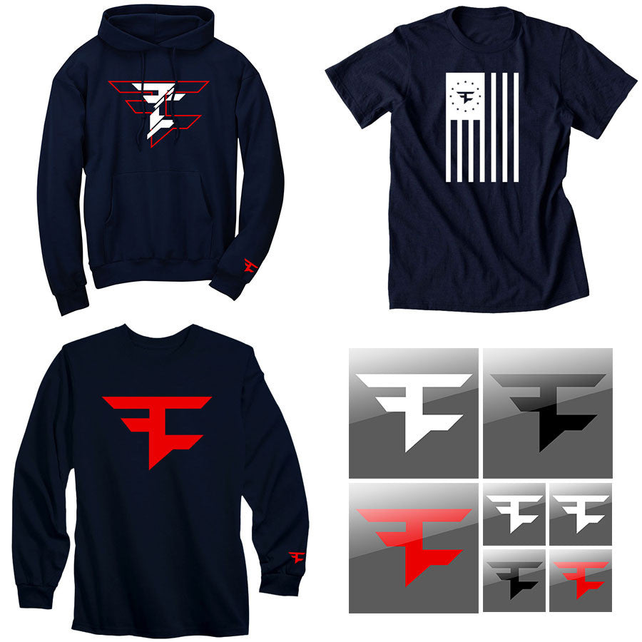 Fan Pack - Navy