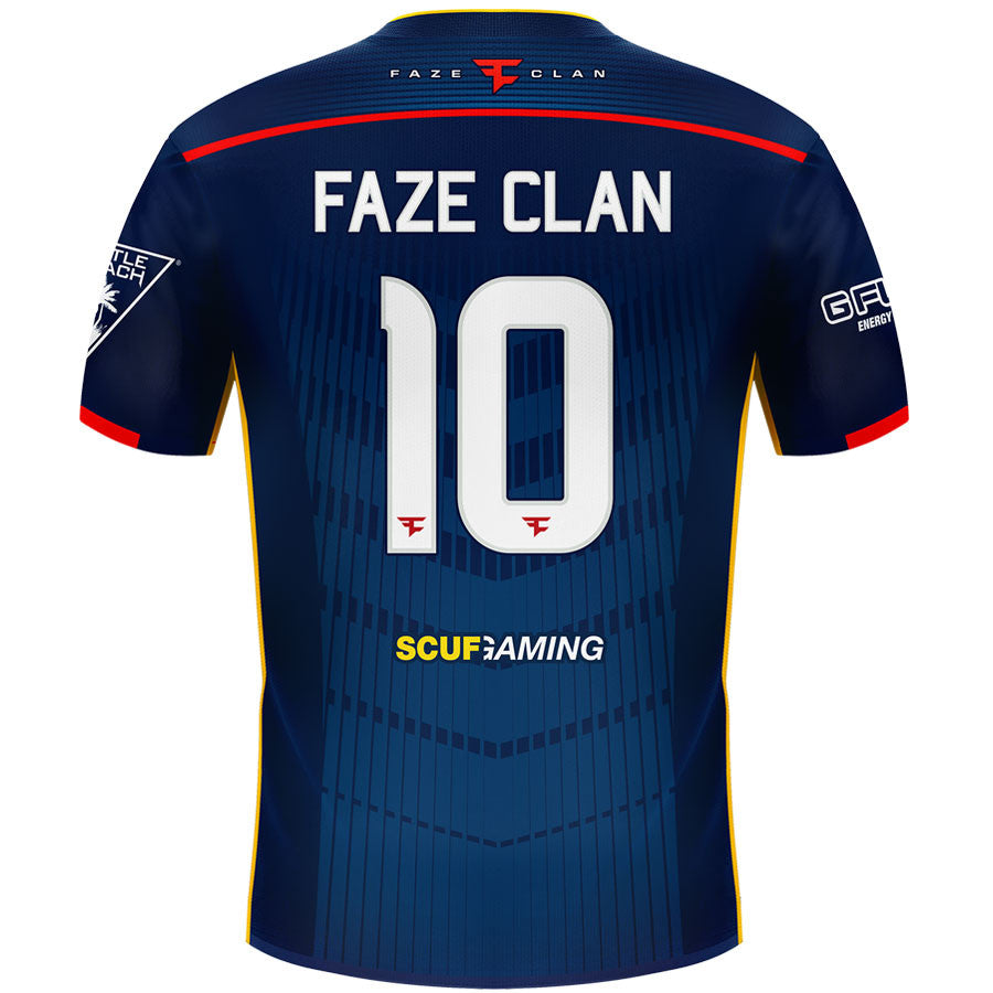 FaZe Clan USA 2017 Pro Team Jersey