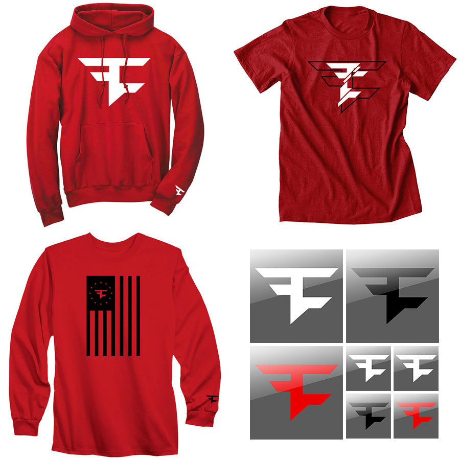 Fan Pack - Red