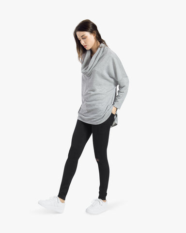 Sylva Sweater - featured, grey, sweater,