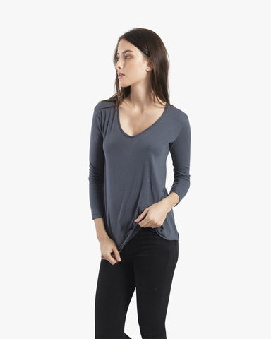 Spin Tee - cotton edgy premium tee top