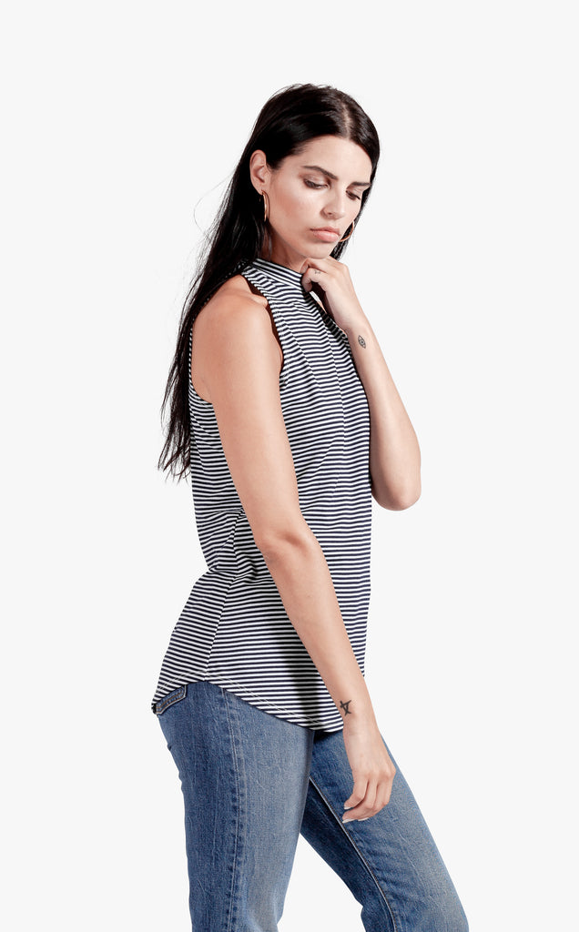 Tease Me Top - striped tank top striped top tank top womens striped top