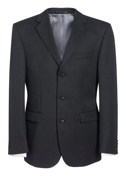 Brook Taverner Alpha Charcoal Grey