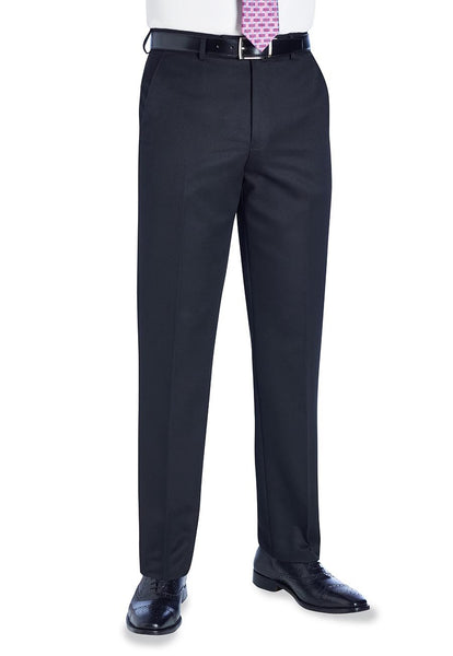 Brook Taverner Black Apollo Trousers