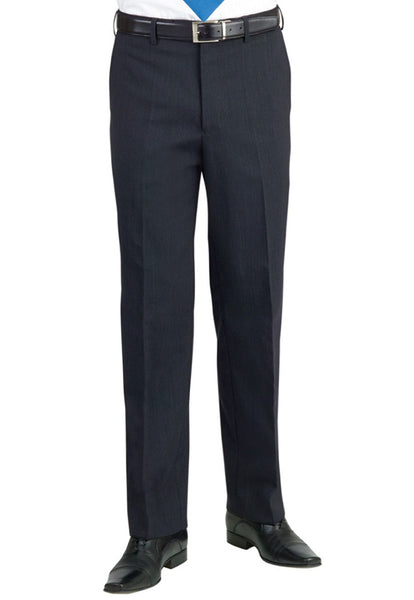 Brook Taverner Charcoal Grey Apollo Trousers