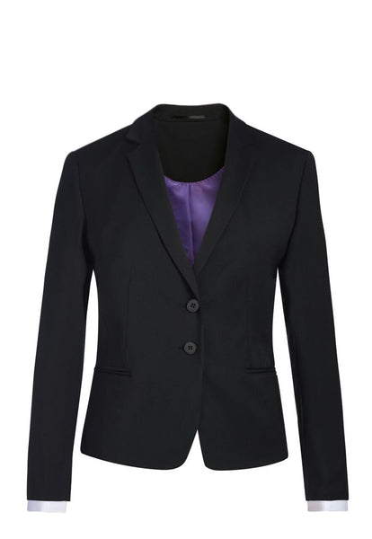 Brook Taverner Black Calvi Slim Fit Jacket