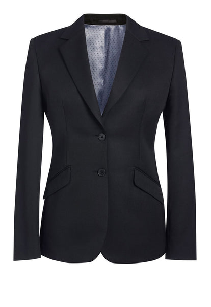 Brook Taverner Black Hebe Jacket