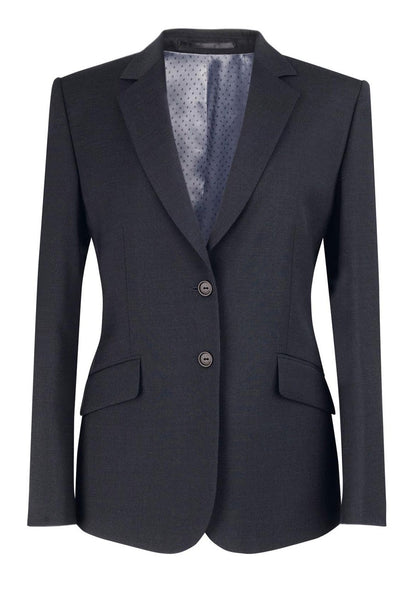 Brook Taverner Charcoal Grey Hebe Jacket