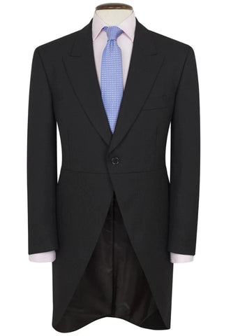 Herringbone Tailcoat