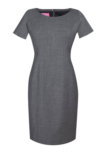 Brook Taverner Light Grey Teramo Dress