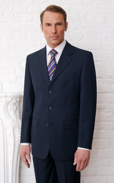 Brook Taverner Navy Blue Alpha Jacket