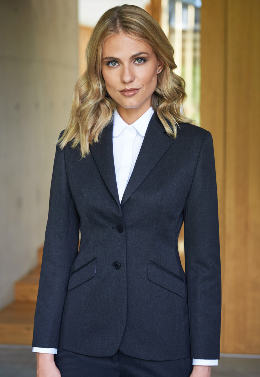 Brook Taverner Navy Blue Hebe Jacket