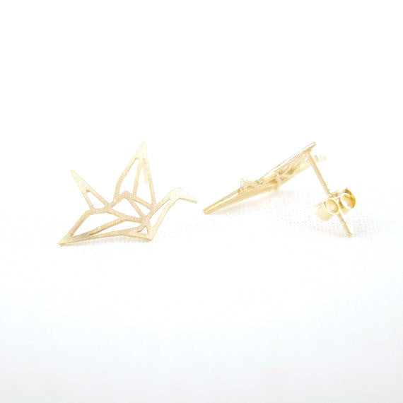 Bella Swan Origami Earrings