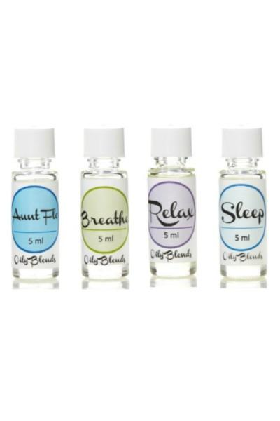 Essential Oil Sampler Pack of 10