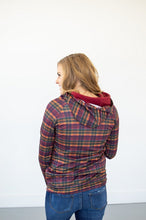 Load image into Gallery viewer, Plum Perfect Plaid