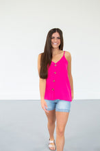 Load image into Gallery viewer, Button Down Tank | 13 Colors!