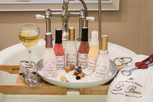Wine Scented Bath Salts
