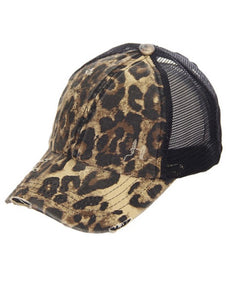 C.C Distressed Hat- Multiple Colors
