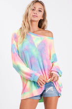 Load image into Gallery viewer, A World full of Color Tie Dye Pullover- Multiple Colors