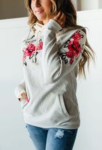 Load image into Gallery viewer, Floral Embroidered DoubleHood™