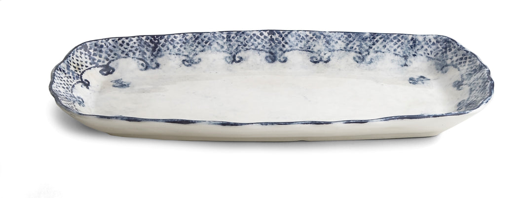 Burano Rectangular Tray