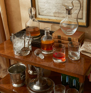 Taverna Decanter with Stand