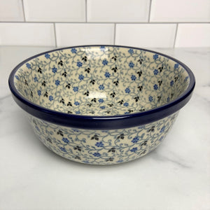 China Flower Soup/Cereal Bowl 6""