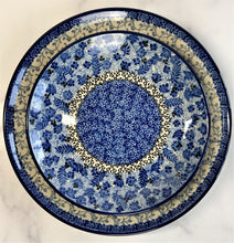 Load image into Gallery viewer, Fern Dinner Plate 10""