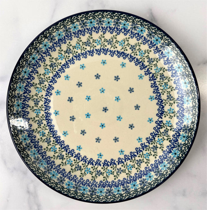 Icicle Dinner Plate 10