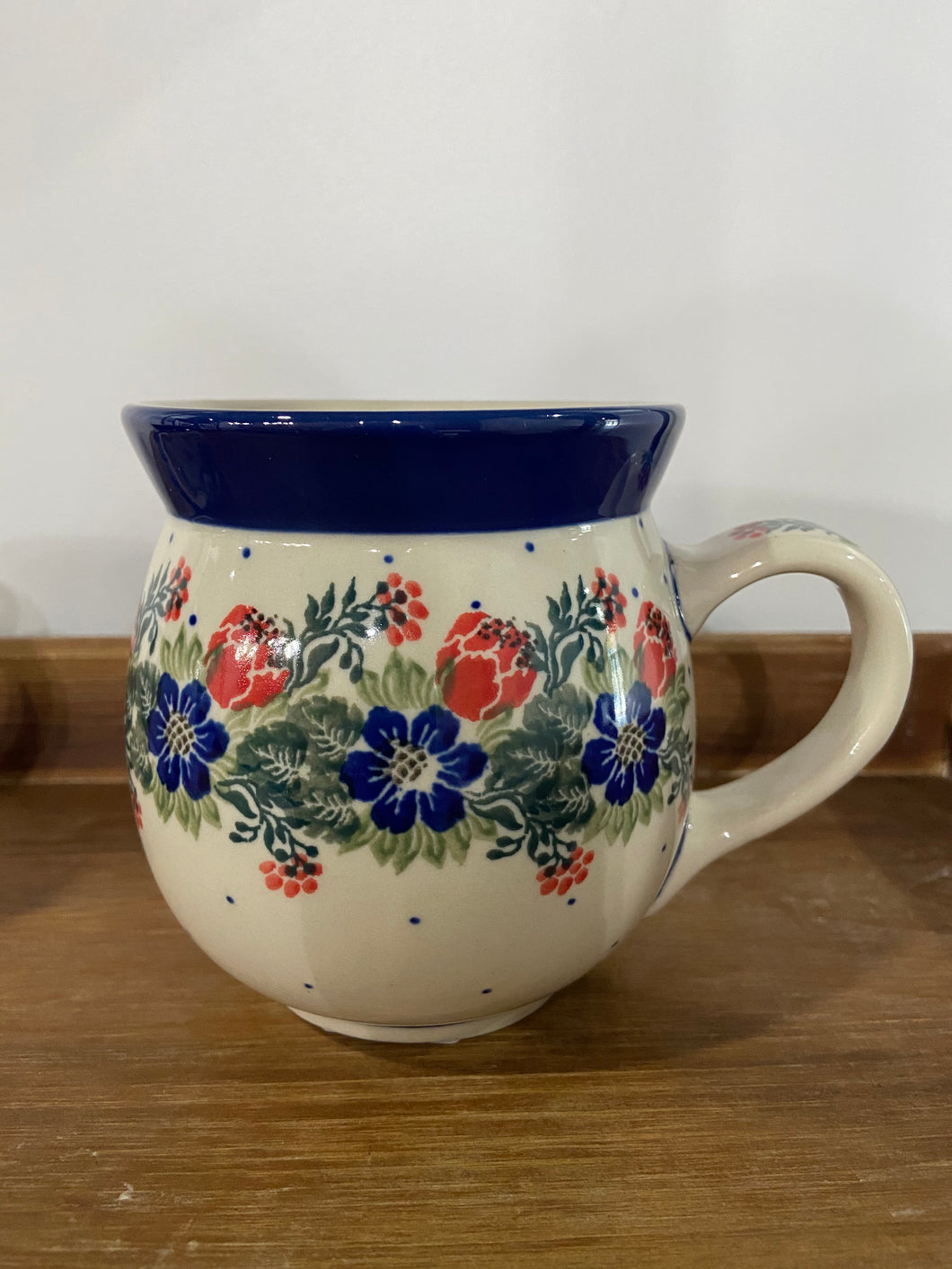 Garden Party Bubble Mug 16 oz