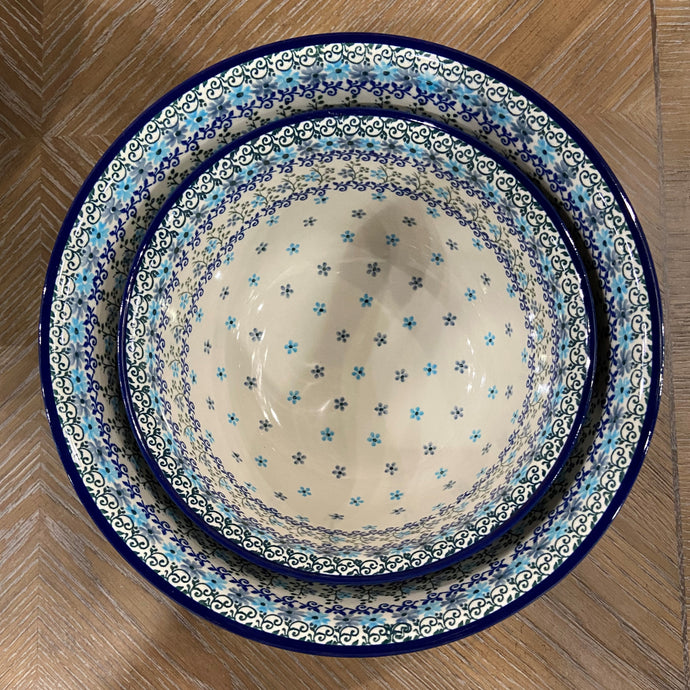 Icicle Serving/Mixing Bowl 8.5