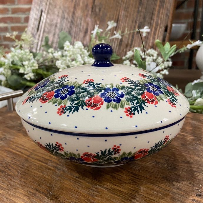 Garden Party Covered Dish
