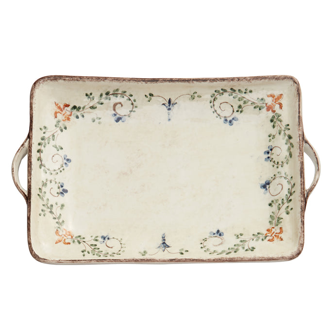 Medici Large Tray with Handles