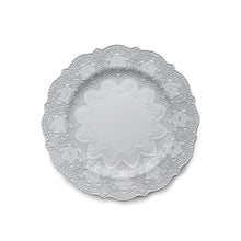 Load image into Gallery viewer, Merletto White Dinner Plate
