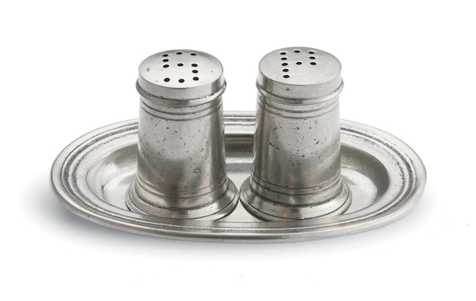 Tavola Small Salt & Pepper with Tray