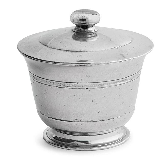 Roma Tall Pewter Cansiter