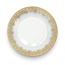 Load image into Gallery viewer, Vetro Gold Salad/Dessert Plate
