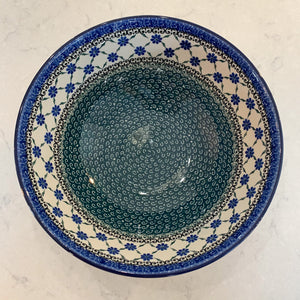 Royal Lattice Nesting Bowl 11""